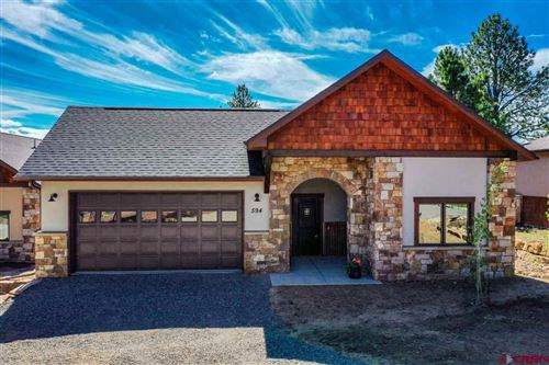 Photo of 594 S Badger Trail, Ridgway, CO 81432 (MLS # 767569)