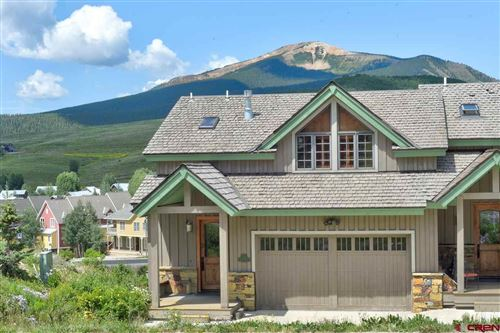 Photo of 13 Castle Road, Mt. Crested Butte, CO 81225 (MLS # 768573)