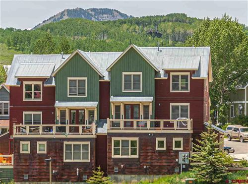 Photo of 418 Horseshoe Drive, Mt. Crested Butte, CO 81225 (MLS # 769576)