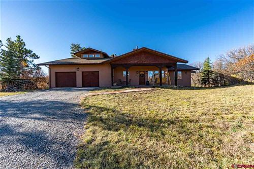 Photo of 1137 HENRY'S LAKE DR, Pagosa Springs, CO 81147 (MLS # 775584)