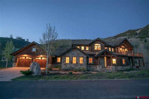 Photo of 2 Ridge Lane, Mt. Crested Butte, CO 81225 (MLS # 782586)