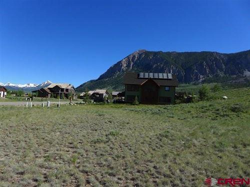 Photo of 417 Larkspur Loop, Crested Butte, CO 81224 (MLS # 776601)