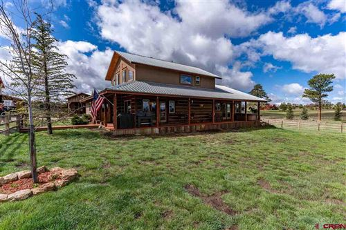 Photo of 32 Mill Run Ct, Pagosa Springs, CO 81147 (MLS # 781605)