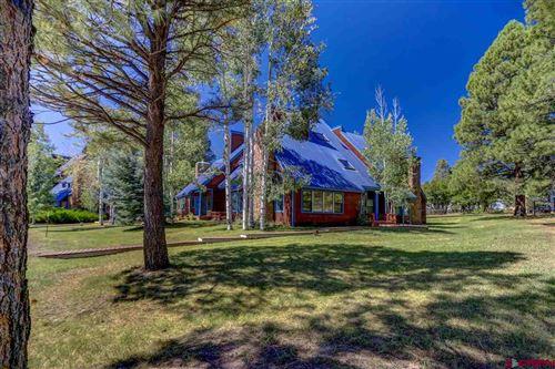 Photo of 175 Wildwood Drive, Pagosa Springs, CO 81147 (MLS # 774611)