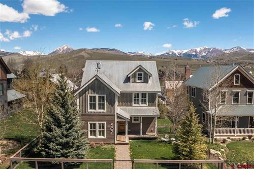 Photo of 507 Gothic Ave, Crested Butte, CO 81224 (MLS # 782611)