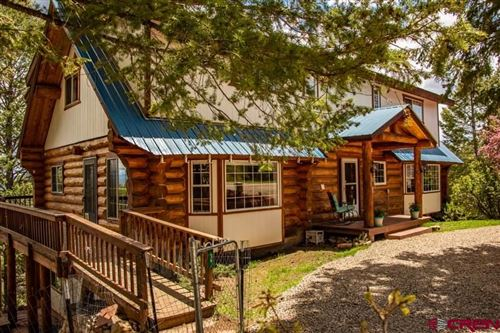 Photo of 56 Fox Place, Pagosa Springs, CO 81147 (MLS # 757613)