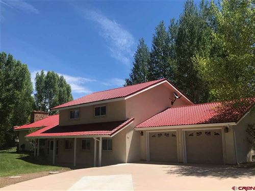 Photo of 722 County Road 32, Gunnison, CO 81230 (MLS # 767621)