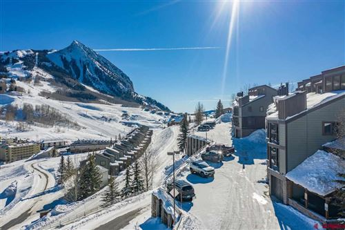 Photo of 11 Morning Glory Way, Mt. Crested Butte, CO 81225 (MLS # 777622)