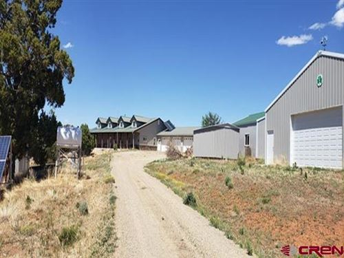 Photo of 11098 County Road 8, Dove Creek, CO 81324 (MLS # 770625)