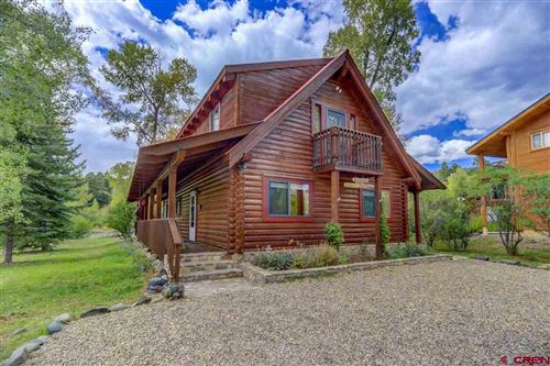Photo of 138 Red Ryder Circle, Pagosa Springs, CO 81147 (MLS # 774628)