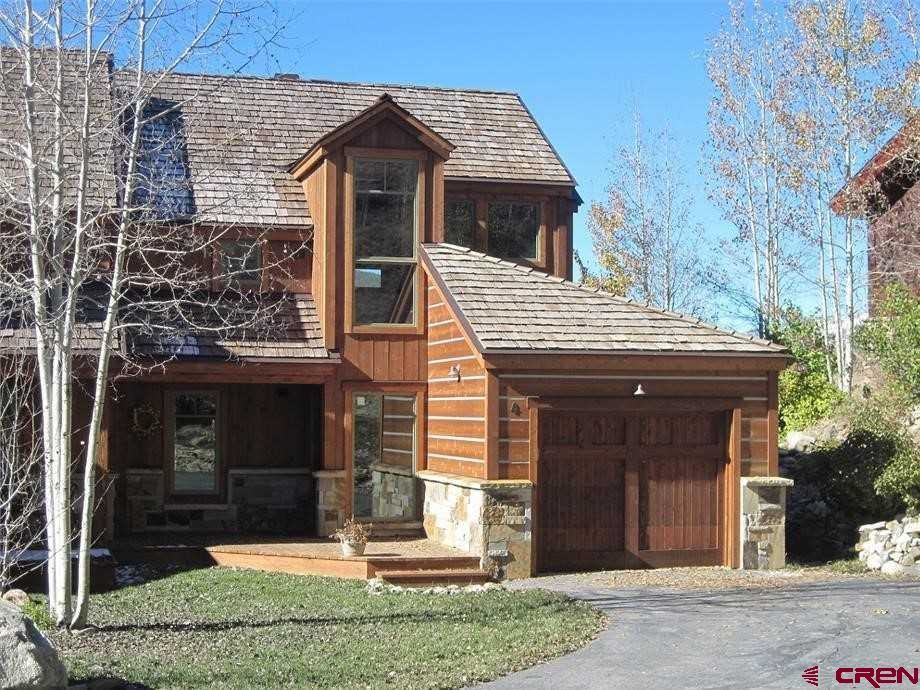 10 Garland Drive, Crested Butte, CO 81224 - #: 766636
