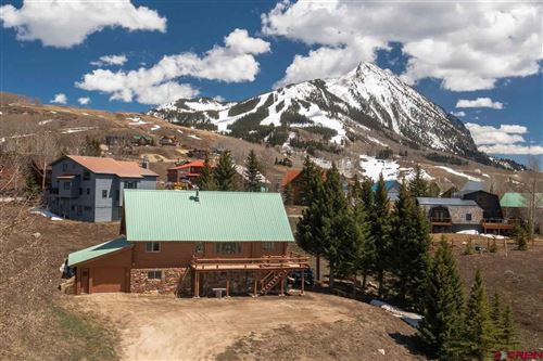 Photo of 840 Gothic Road, Mt. Crested Butte, CO 81225 (MLS # 781646)
