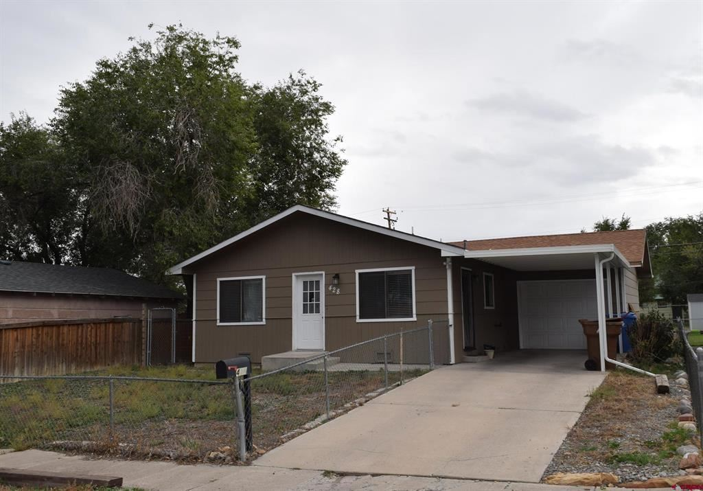 Photo of 428 N 7th Street, Montrose, CO 81401 (MLS # 787668)