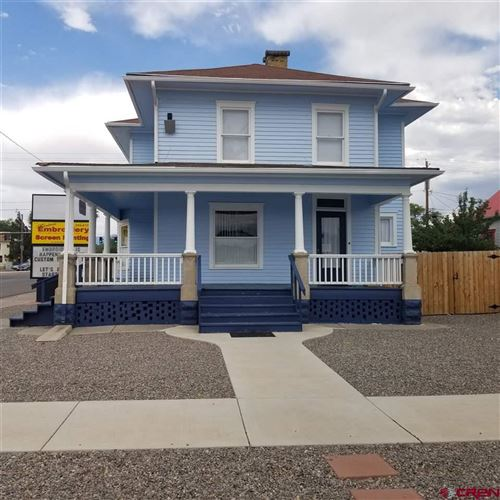 Photo of 400 & 410 S Townsend Avenue, Montrose, CO 81401 (MLS # 771669)