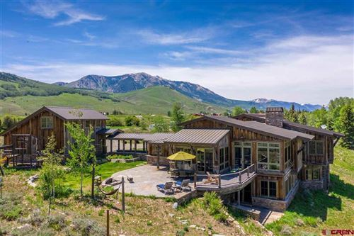 Photo of 82 County Road 740, Crested Butte, CO 81224 (MLS # 778669)