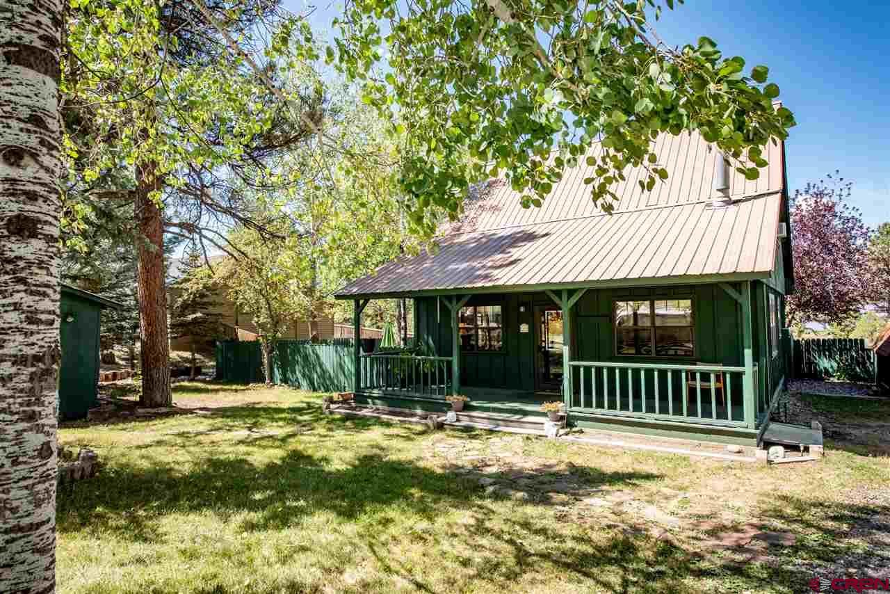 Photo of 41 Raven Court, Pagosa Springs, CO 81147 (MLS # 774671)