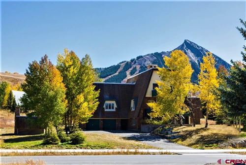 Photo of 852 Gothic Road, Mt. Crested Butte, CO 81225 (MLS # 766675)