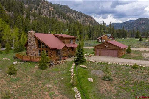 Photo of 593 County Road 54, Almont, CO 81210 (MLS # 769675)