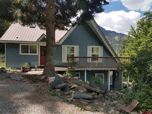 Photo of 555 8th Avenue, Ouray, CO 81427 (MLS # 760676)