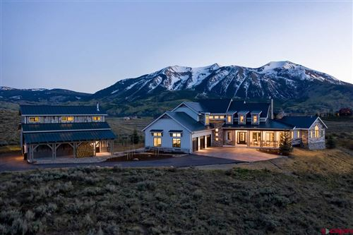 Photo of 395 Lake Ridge Drive, Crested Butte, CO 81224 (MLS # 769676)