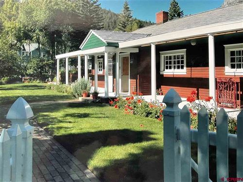 Photo of 101 6th Avenue, Ouray, CO 81427 (MLS # 782680)