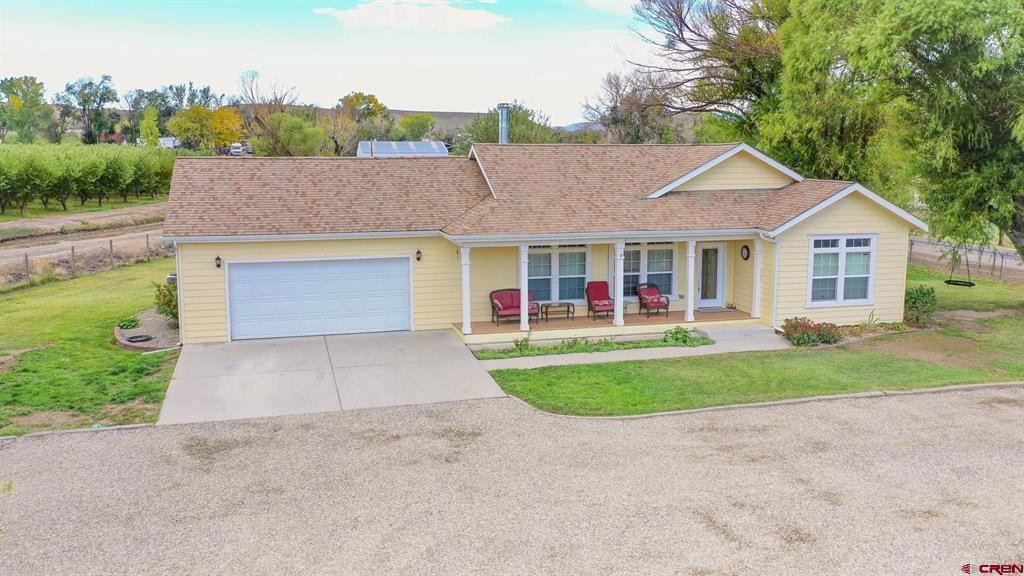 Photo of 282 32 1/2 Road, Grand Junction, CO 81503 (MLS # 787680)