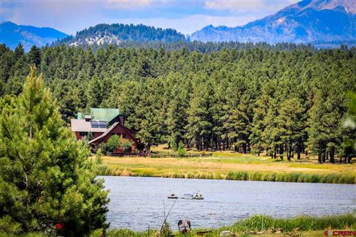 Photo of 65 Fish Cove Court, Pagosa Springs, CO 81147 (MLS # 771681)