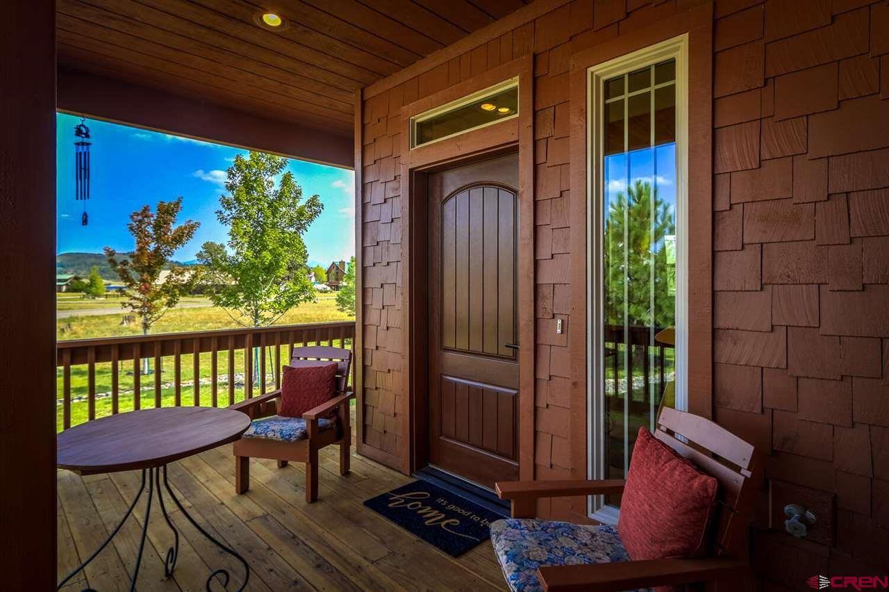 Photo of 529 Morro Circle, Pagosa Springs, CO 81147 (MLS # 774682)