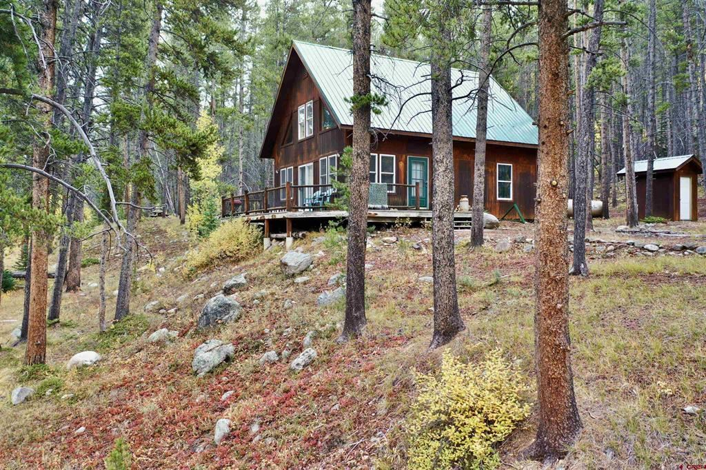 Photo of 5630 County Road 771, Gunnison, CO 81230 (MLS # 787684)