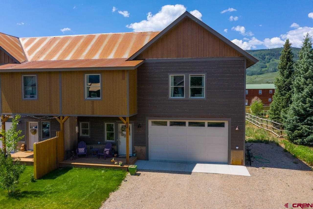 Photo of 62 Endner Place, Crested Butte, CO 81224 (MLS # 783688)