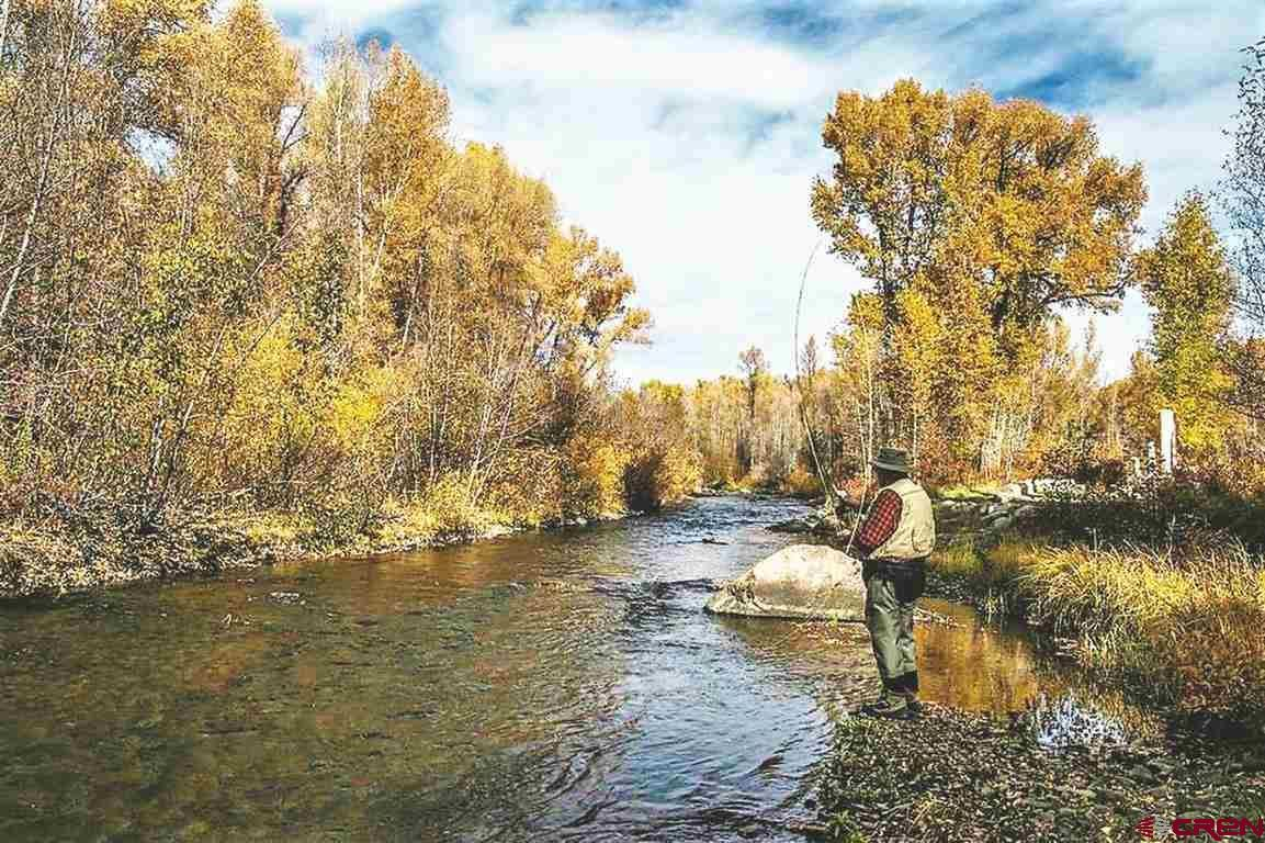 Photo of tbd Eagle Creek Road, Gunnison, CO 81230 (MLS # 783691)