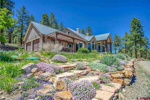 Photo of 94 Golden Pond Place, Pagosa Springs, CO 81147 (MLS # 778693)