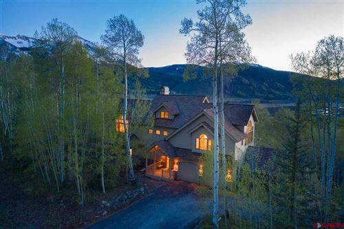 Photo of 532 Forest Lane, Crested Butte, CO 81224 (MLS # 769694)