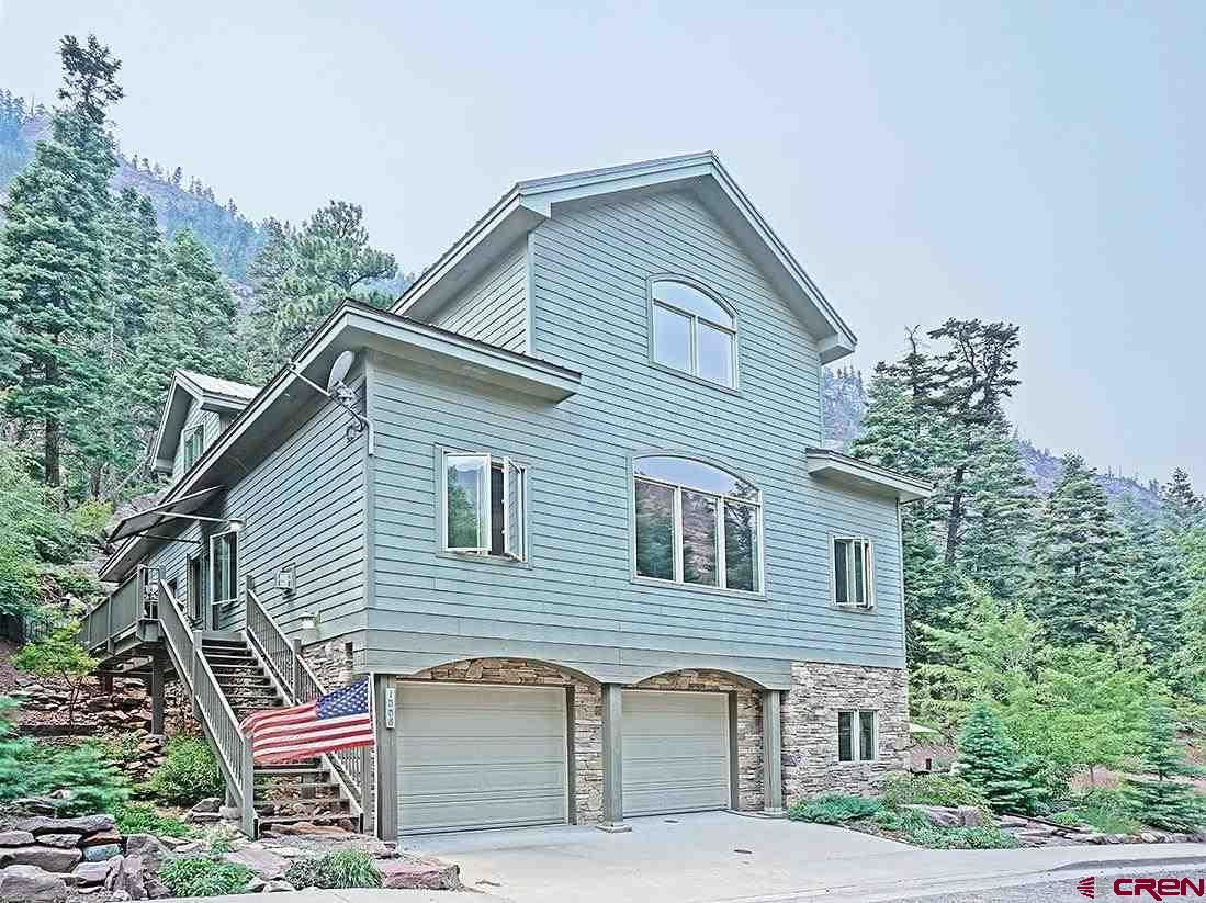 Photo of 1558 Hinkson Terrace, Ouray, CO 81427 (MLS # 783694)