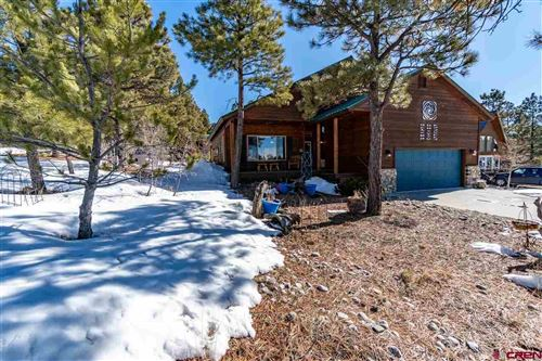 Photo of 286 Woodland Drive, Pagosa Springs, CO 81147 (MLS # 766695)