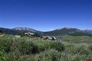 Photo of 6 Black Diamond Trail, Mt. Crested Butte, CO 81225 (MLS # 746696)