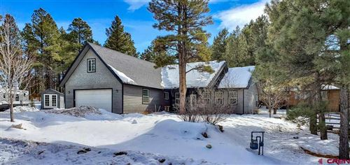 Photo of 57 Willow Court, Pagosa Springs, CO 81147 (MLS # 778697)