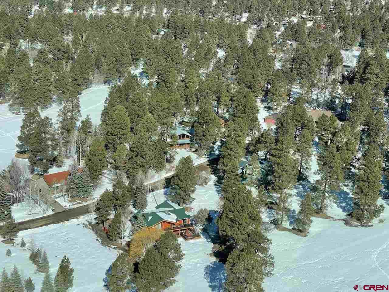 Photo of 266 PINES CLUB Drive, Pagosa Springs, CO 81147 (MLS # 783702)