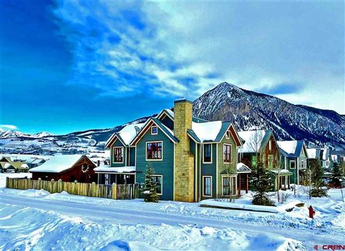 Photo of 809 Elk Avenue, Crested Butte, CO 81224 (MLS # 777709)