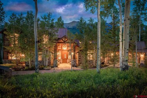 Photo of 124 Lawson Point, Mountain Village, CO 81435 (MLS # 770721)