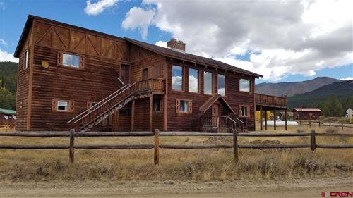 Photo of 8 OAK            (Tincup) Street, Almont, CO 81210 (MLS # 763724)