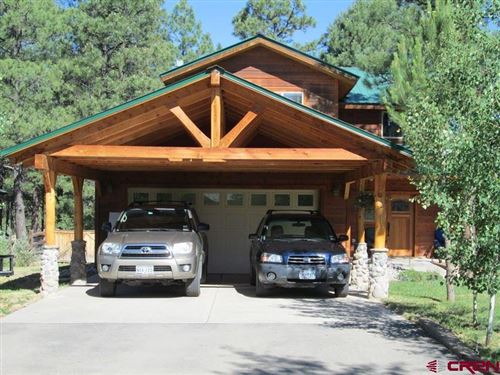 Photo of 87 Dutton Drive, Pagosa Springs, CO 81147 (MLS # 766724)