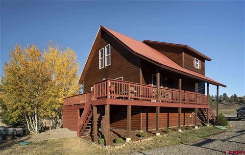 Photo of 904 Capitan Cir, Pagosa Springs, CO 81147 (MLS # 774726)