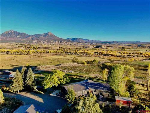 Photo of 35837 Hanson Mesa Road, Hotchkiss, CO 81419 (MLS # 775727)