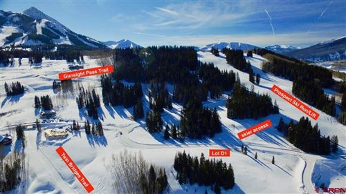 Photo of TBD Prospect Drive, Mt. Crested Butte, CO 81225 (MLS # 777733)