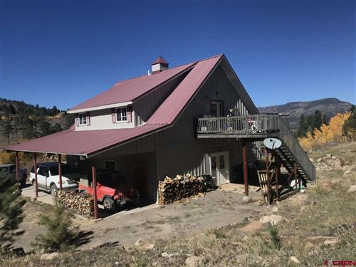 Photo of 1792 Willow Park Drive, South Fork, CO 81154 (MLS # 775741)
