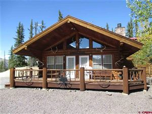 Photo of 112 Hinsdale County 33 Road, Lake City, CO 81235 (MLS # 741748)
