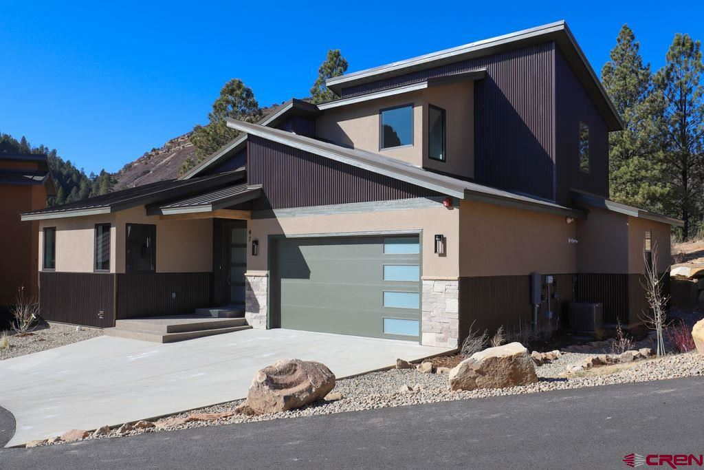 Photo for 47 Yucca Court, Durango, CO 81301 (MLS # 764760)