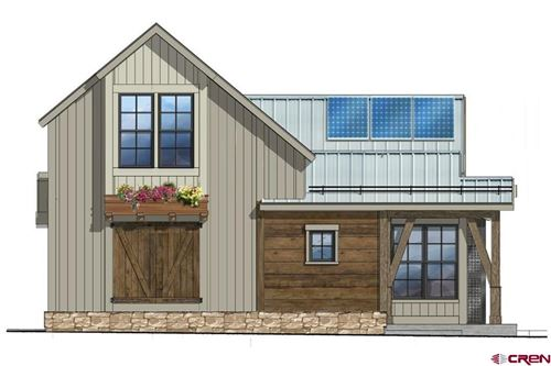 Photo of 503 Whiterock Avenue, Crested Butte, CO 81224 (MLS # 782764)
