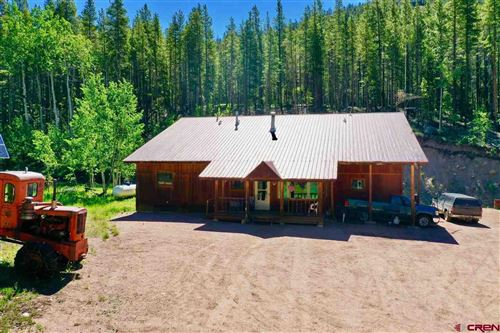 Photo of 5498 County Road 771, Gunnison, CO 81230 (MLS # 781778)